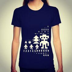 On instagram by martymillar #arcade #microhobbit (o) http://ift.tt/1SDDKId #robotron #retro #retrogamer #slippytee #geek #nerd #clothing #videogames #pixelart #redbubble #society6 #teepublic #8bit #16bit  #gaming #art #design #creative #retrogames #girlgamers #fashion #apparel