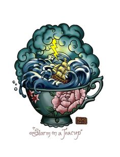 Storm in a Teacup by Bhavasindhu on deviantART