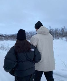 north face puffer Cute Couples Goals, Couple Goals, Canada Goose Jackets, Relationship Goals, Bff, The North Face, Winter Jackets, Seasons, Style