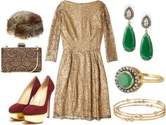 """New Years!"" by melandg on Polyvore"