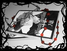 Grell's eyeglass lanyard/chain and tutorial by syo-senpai.deviantart.com on @deviantART