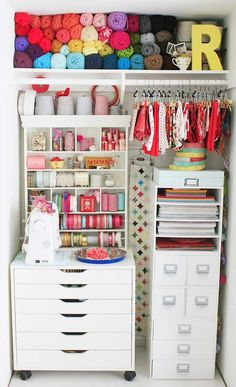 Tiny storage for craft items. i will be turning my sons room into a craft room, as soon as its all cleaned out. i will make anything from clothes to accessories. i will let everyone know. i plan to sell them. and yes i think out of the box. it will be shown on pinterest.