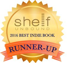 The Space Between: A Memoir of Mother-Daughter Love at the End of Life is a runner up in the 2016 Shelf Unbound Indie Best Book