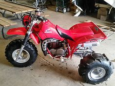 #Priceabate HONDA ATC  1983 250R 3 WHEELER  @@ LOOK @@ - Buy This Item Now For Only: $2900.0