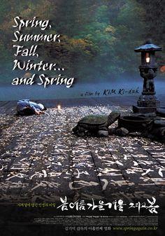 봄 여름 가을 겨울 그리고 봄 (Spring, Summer, Fall, Winter ... and Spring) (2003) // 김기덕 (Kim Ki-Duk)