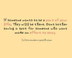 So true. <3 my true friends & family <3