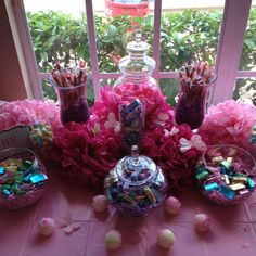 Candy Buffett
