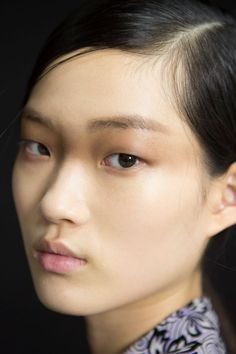 See All the Chic Hair and Makeup Looks From Paris Fashion Week