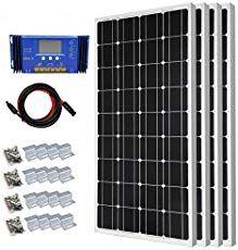 Eco Worthy 1200w Grid Tie Review Solar Panels Monocrystalline Solar Panels Solar Charger Portable
