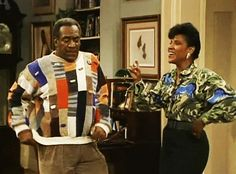Cliff & Clair, The Cosby Show || What They Taught Us:...it pays to remember that the couple is the center of the family universe. Prioritize the marriage over the children, and you'll be a better spouseandparent.