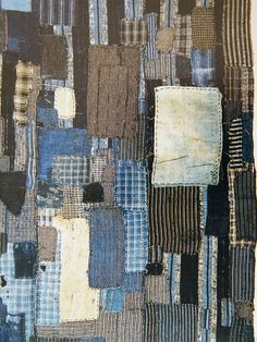 scrappy crazy quilt beauty WABI-SABI - Alabama Chanin | Journal