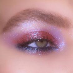 Using for beautiful colorful look and HOLO glam kit for extra shine ✨✨✨✨💖⚡️ Makeup Goals, Makeup Inspo, Makeup Art, Makeup Inspiration, Makeup Tips, Daily Makeup, Cute Makeup, Pretty Makeup, Awesome Makeup