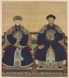 Chinese Artwork, Chinese Painting, Qianlong Emperor, Freer Gallery, Animated Dragon, Trophy Wife, Traditional Paintings, Qing Dynasty, Chinese Culture