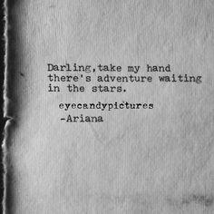 poetry original poem love letter typewritten poem typography typographic wall letters love valentine romantic love poem NOVA 130 by EyeCandyPictures on Etsy https://www.etsy.com/listing/238092495/poetry-original-poem-love-letter