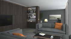 Proyecto: Apartamento invitados. Diseño: Ramón Bandrés