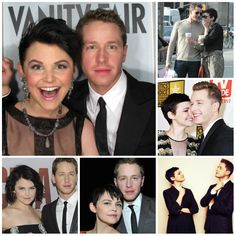 Ginnifer Goodwin & Josh Dallas THEY'RE ENGAGED SNOWING IS ENGAGED IM SO EXCITED (AHHHHH!)