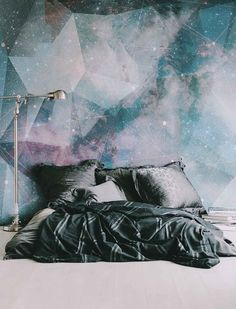 Extraordinary Wall Murals Add Artistic Flair to Your Home Looking to add some artistic flair to your walls? A New Wall is here to help. They've created a series of large murals for that special accent...