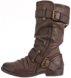 R2 Women's Hilaria Motorcycle Boot - designer shoes, handbags, jewelry, watches, and fashion accessories | endless.com