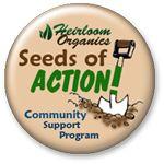 NON GMO NONhybrid seeds