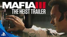 [Video] Mafia III - Gamescom 2016: The Heist Trailer #Playstation4 #PS4 #Sony #videogames #playstation #gamer #games #gaming
