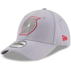 reputable site 22bb9 0dbce Men s Portland Trail Blazers New Era Gray 9FORTY Adjustable Hat, Sale    9.60 -