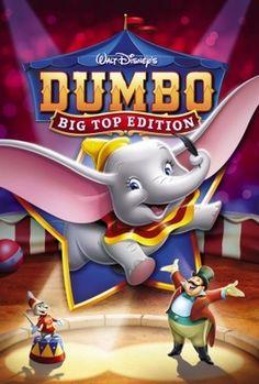 Dumbo (1941) movie #poster, #tshirt, #mousepad, #movieposters2