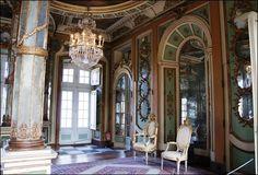 Palacio de Queluz - Sala dos embaixadores