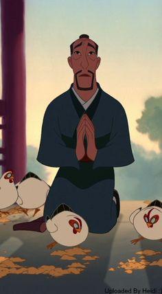 "Fa Zhou, ""Please.  Please help her."" Love this part!! haha :p"