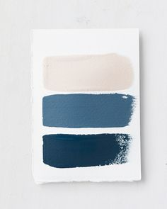 There are countless variations on a blue palette. Decorating director Kevin Sharkey offers his tips and tricks on incorporating blue hues into your home. Blue Paint Colors, Paint Colors For Living Room, Room Colors, Pantone Azul, Paleta Pantone, Color Schemes Colour Palettes, Paint Color Schemes, Blue Colour Palette, Dark Blue Color