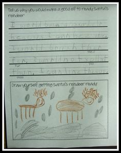 Today in First Grade...: December 2011