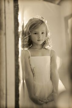Another reflection shot with an antique effect for a kids photo shoot ideas