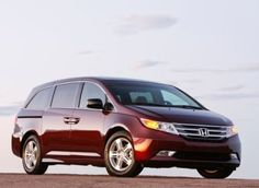 The #Honda #Odyssey was named one of the best road trip cars by autobytel.com #minivan #roadtrip