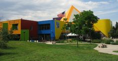 The Children's Museum of Denver is a cool place to visit with your kids when you're in Denver, Colorado.