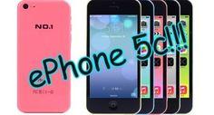 iPhone-Klon mit Android für nur 99 Euro