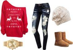 Christmas Sweater Winner