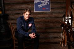 Hi Nick Goepper. I think I'm going to enjoy the Winter Olympics this year for numerous reasons.