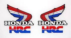 Image result for HRC, Honda racing corporation pictures Playboy Logo, Cb 500, Mini Bike, Bike Accessories, Cbr, Motocross, Cars And Motorcycles, Honda, Sticker