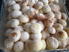 toz kremşantili kurabiye nasıl yapılır