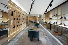 Marco Costanzi, Andrea Martiradonna · Casadei Flagship Store