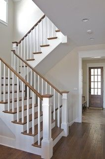 A-1 Staircase - traditional - staircase - chicago - by Century Bay Builders