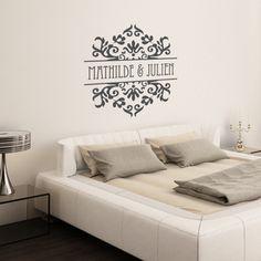 le sticker i you quot est une d 233 claration d amour murale 224 disposer dans une chambre parentale