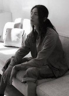Song Jae Rim. fellow Aquarius! Model his earlier years:)