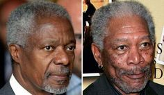 Wondrous Look-Alike Celebrities