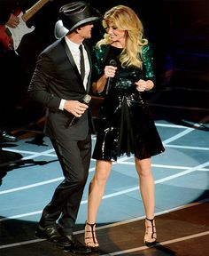 faith hill and tim mcgraw and the venetian