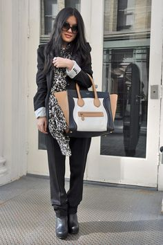 celine nano luggage bag price - STREET STYLE: Celine Edition on Pinterest | Celine Bag, Celine and ...