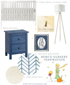 Nursery Décor Inspiration From Little Blonde Book S Taylor Morgan Pinterest Gender Neutral And