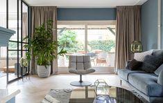 WEER VERLIEFD OP JE HUIS • in aflevering 11 van Weer verliefd op je huis combineerde onze styliste Eva de uiteenlopende smaken van Kamira en Duncan. Ze creëert een hotel chic look. Een mix van industrieel, bohemian en zachte materialen.