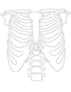 DIY Skeleton T-shirt. Print template on freezer paper, cut it out, iron onto shirt, paint over it, remove the template then you're done. Halloween Skeleton Costume or cool t-shirt. Image Halloween, Skeleton Halloween Costume, Halloween Skeletons, Halloween Crafts, Halloween Stuff, Halloween Makeup, Halloween Horror, Halloween Party, Diy Clothing