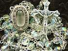 MADE IN ROME Lourdes St Bernadette Water Rosary Grotto at Massabielle