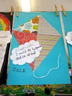 Kite Writing & Art